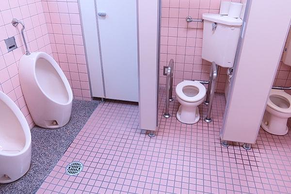 トイレ指導